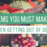 5 Budget Items You Must Make a Priority When Getting Out of Debt