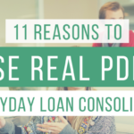 11 Reasons to Choose Real PDL Help for Payday Loan Consoliation